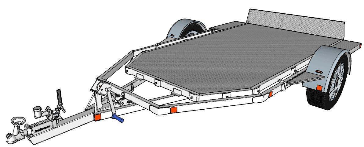 Trailer building plans glt master with ramp2g malvernweather Gallery
